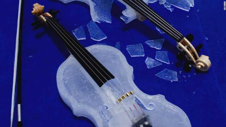 Фестиваль холодной музыки: Ice Music