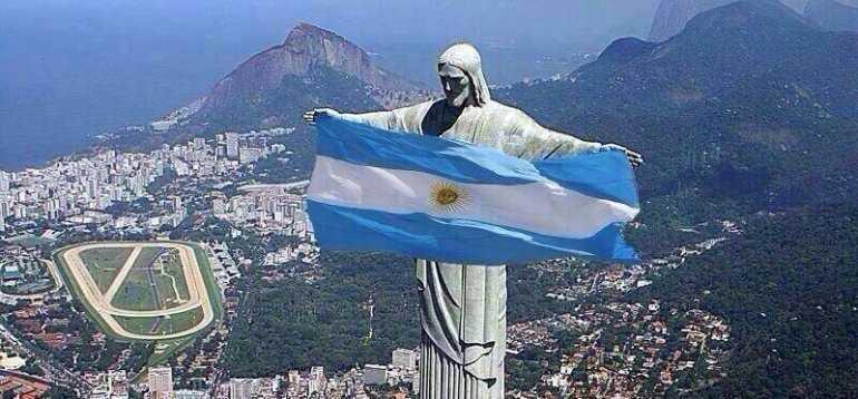 Аргентина: Кратная географическая справка