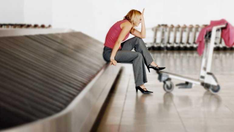 7 правил, что бы не потерять свой багаж в аэропорту
