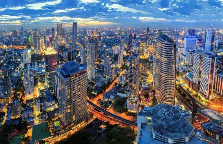 Каждый должен увидеть Бангкок!