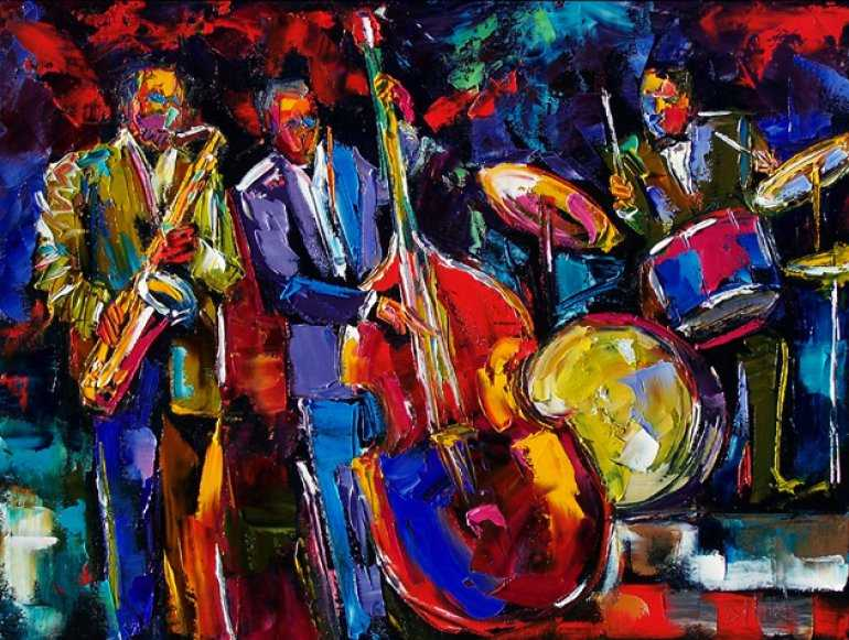 Проверено временем - Швейцария и джаз