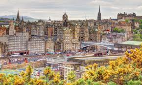 Исторический город Эдинбург