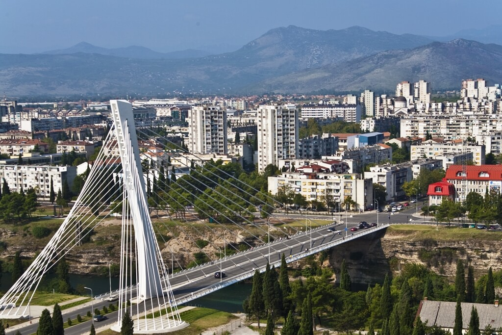 Отдых в Черногории. Подгорица