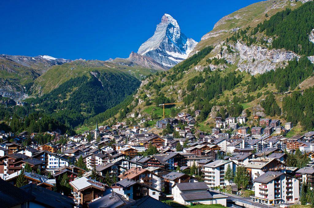 Туры в Церматт, Швейцария