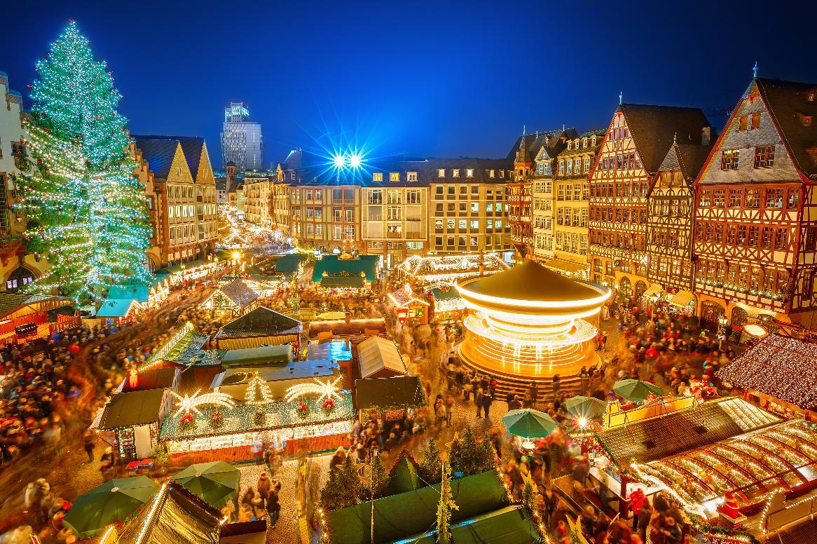 Самые красивые рождественские базары в Германии