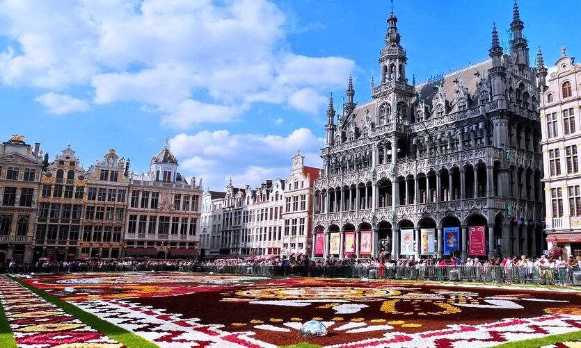 Отзыв о Бельгии — пиво, шоколад и комиксы и игровые автоматы онлайн в клубе Вулкан