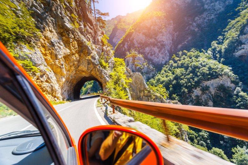 Туризм в Италии. Путешествие на автомобиле.