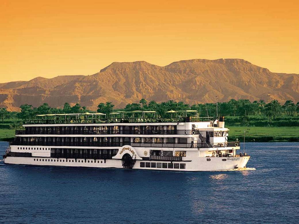 Круиз по Нилу путешествие во времени