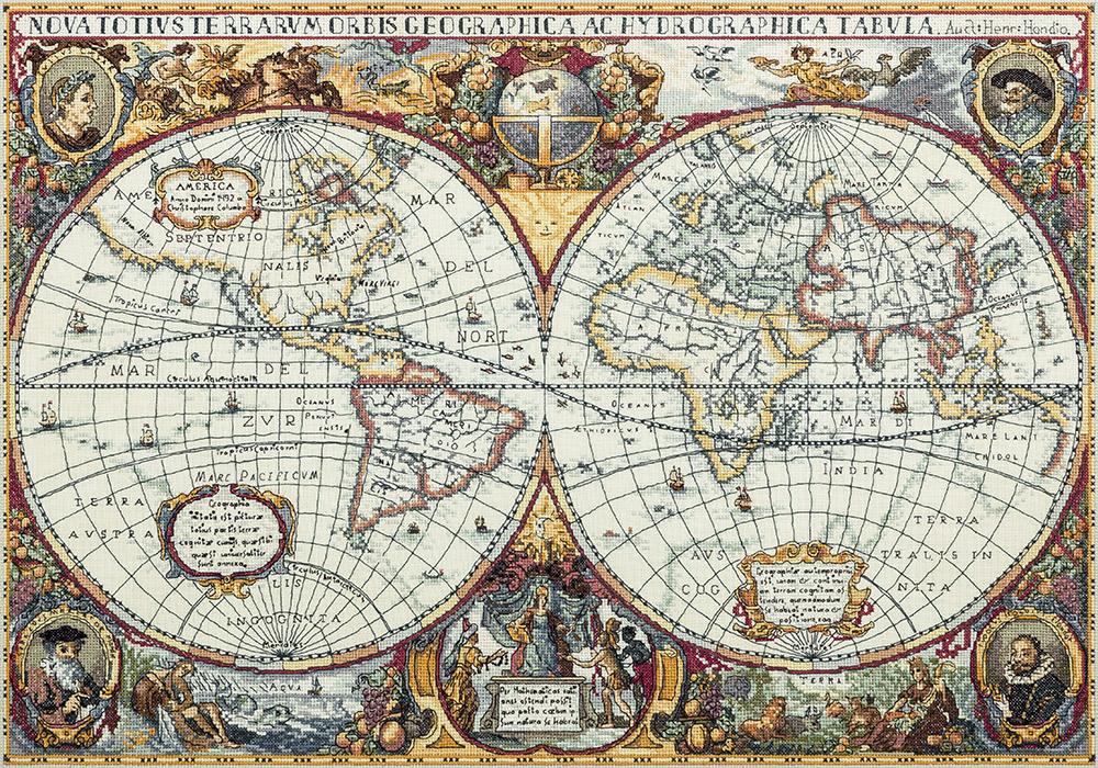 NASA и Япония опубликовали наиболее подробную топографическую цифровую карту мира