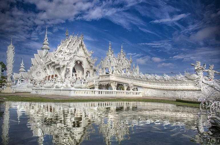Место, которое нужно увидеть своими глазами - Белый храм в Тайланде