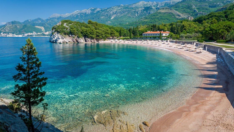 Все про пляжи в Черногории - какой из них выбрать для отдыха