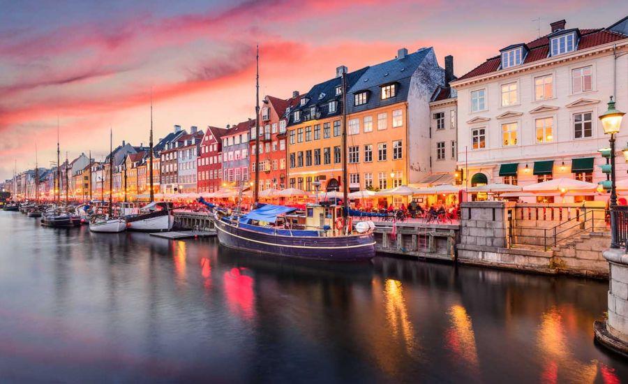 Экскурсионный отдых в Дании