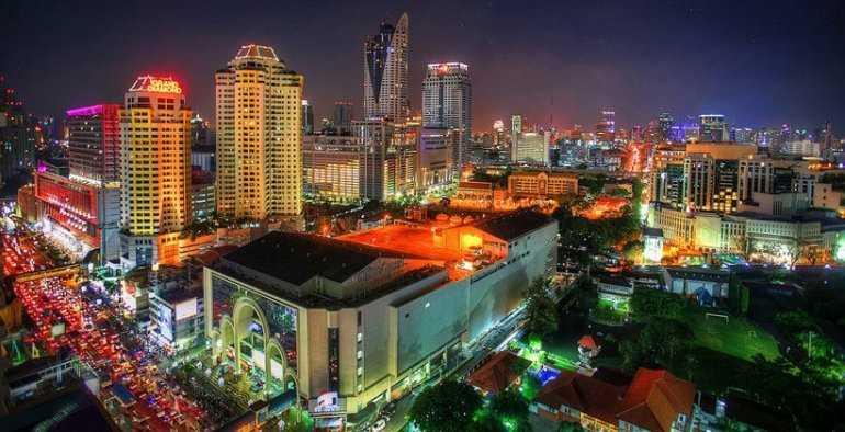 7 удивительных достопримечательностей Бангкока