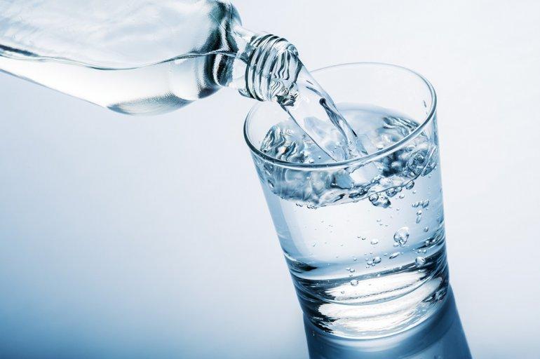 Вода для улучшения питания