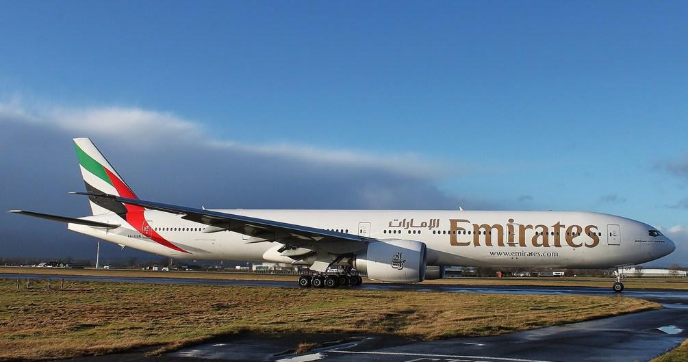 Emirates в Москве