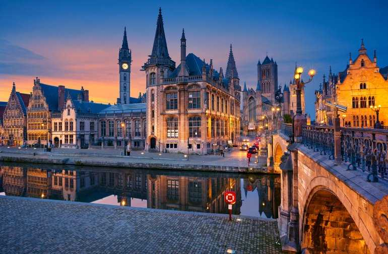 Бельгия: краткая справка
