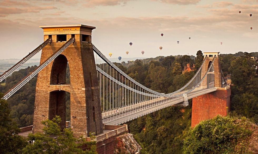 Туристические города Великобритании. Бристоль.