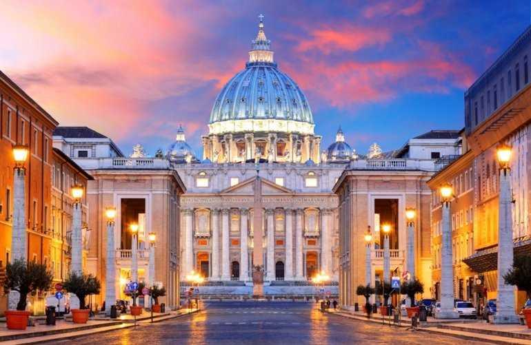 Перейти к записи Где живет Папа Римский?