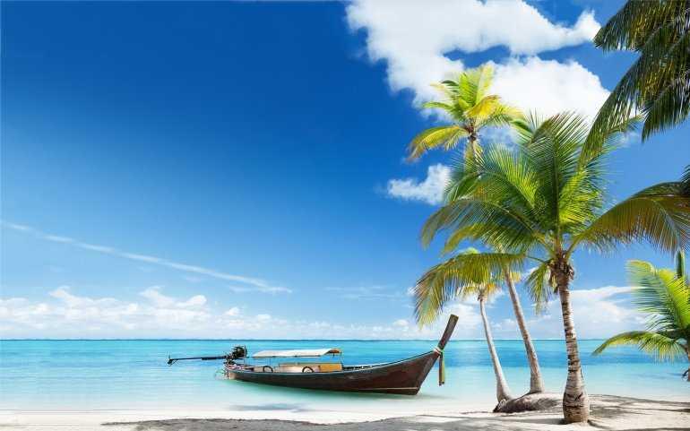Лучшие пляжи мира - выбирай!