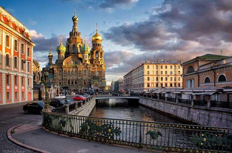 Искусство отдыха в России