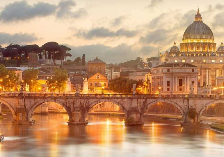 Самое время поехать в Рим