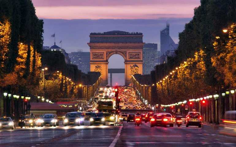 Перейти к записи Самые известные триумфальные арки мира