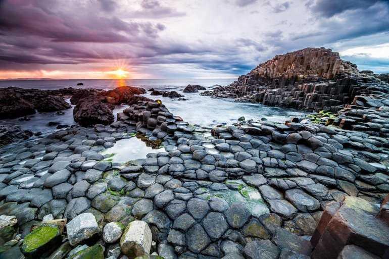 Для тех кто ищет свой путь - Дорога гигантов в Ирландии