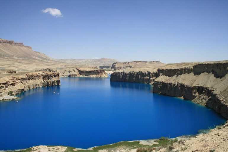 Озера Банде-Амир - синие жемчужины Афганистана