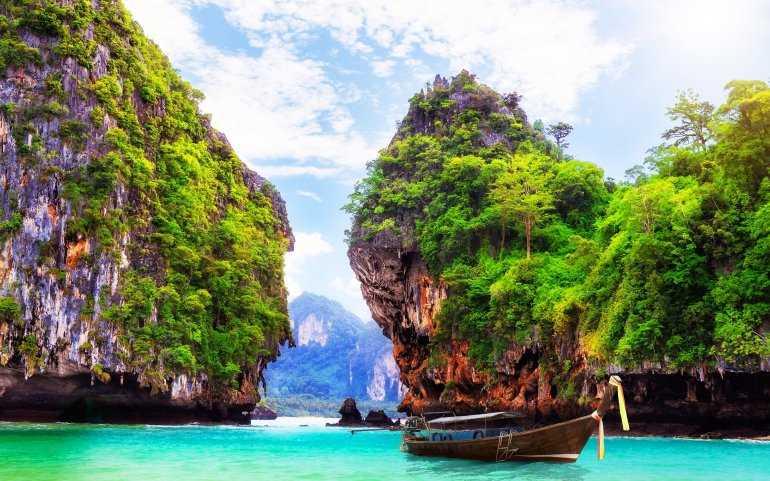 Как с пользой отдохнуть в Тайланде