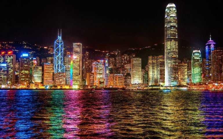 Гонконг: краткая справка