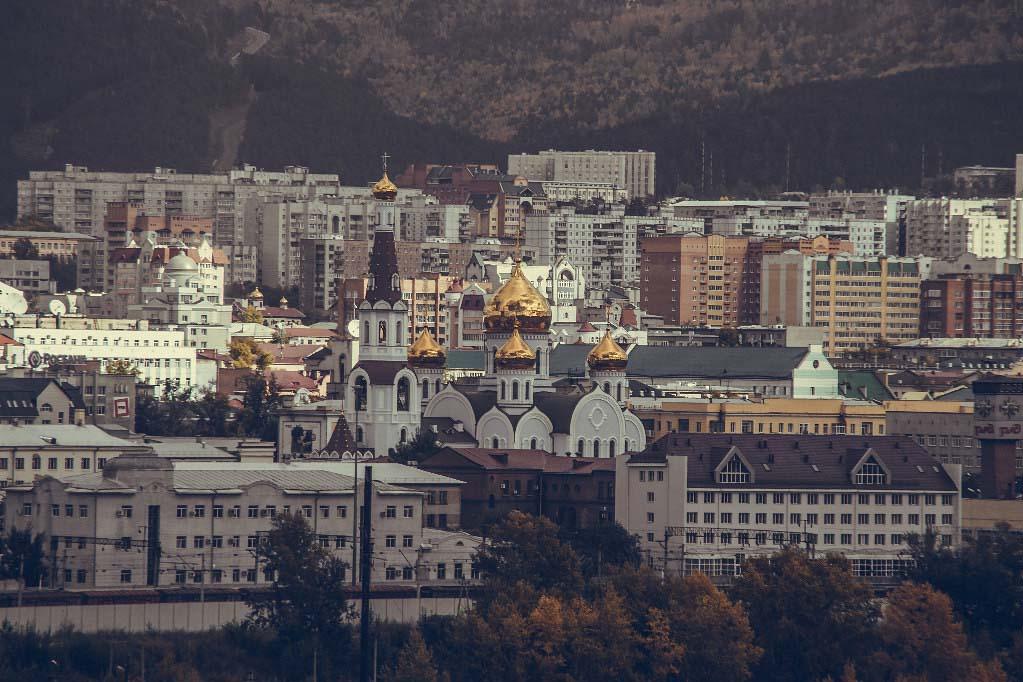 Чита: фотографии города