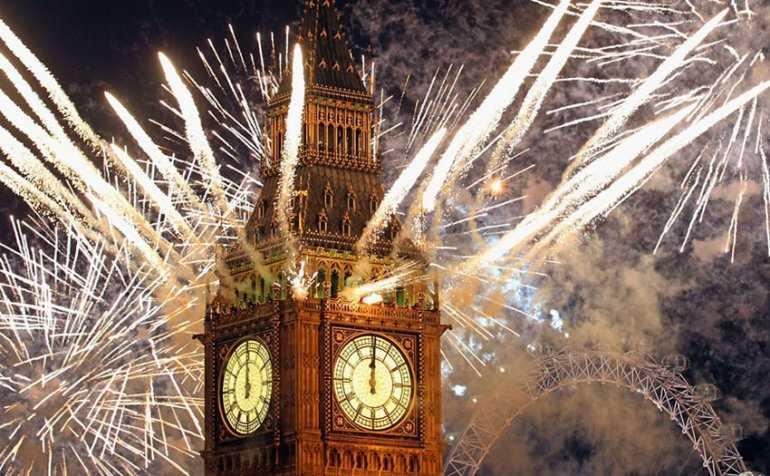 Как проводят рождество в Великобритании?