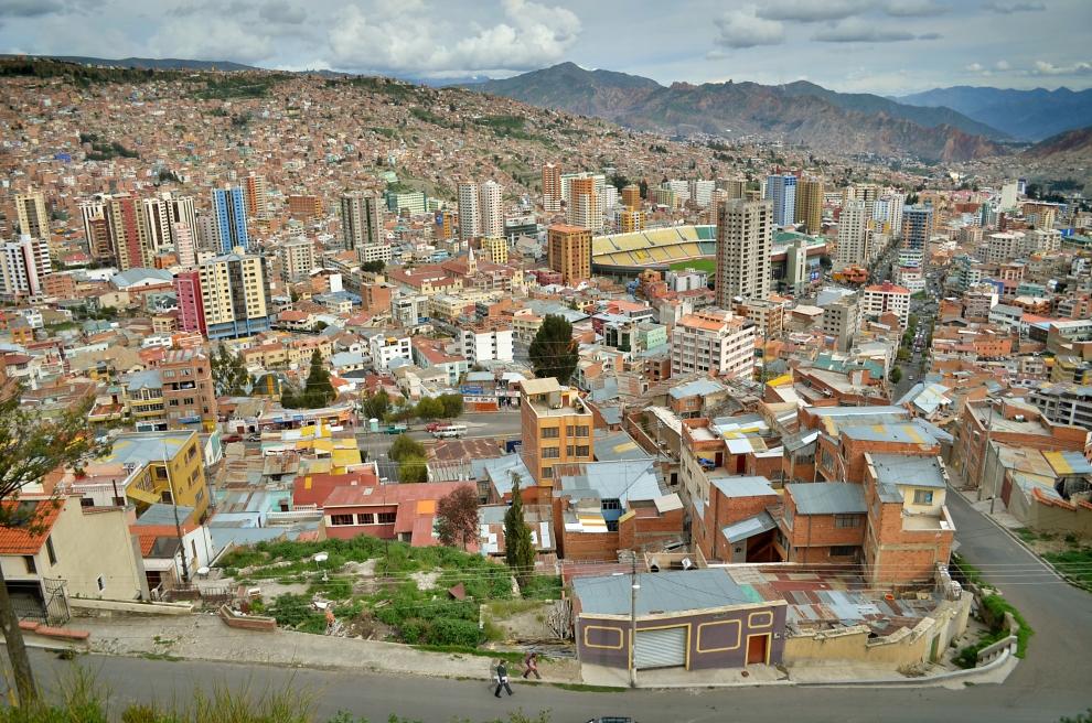 Города расположенные высоко в горах