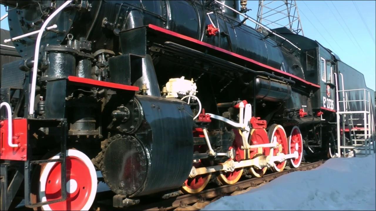 Музеи паровозов в некоторых африканских городах