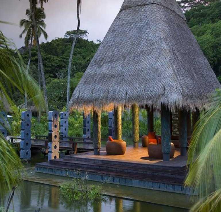 Отель Майя - храм гармонии на Сейшелах