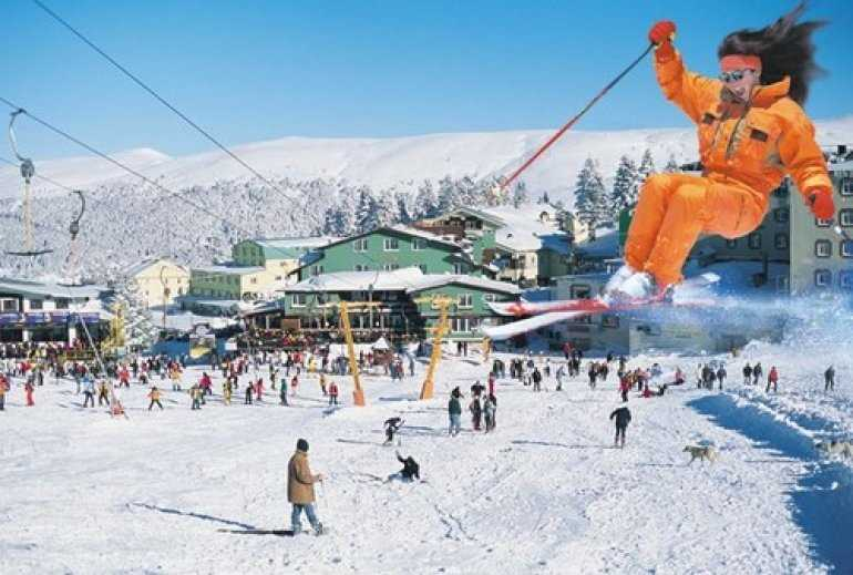Турция - для горнолыжников