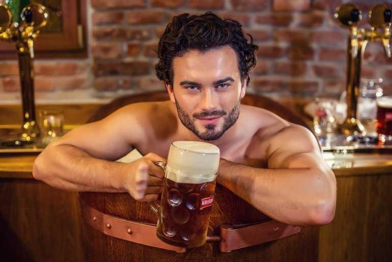 Новый взгляд на пиво: Пивная ванна