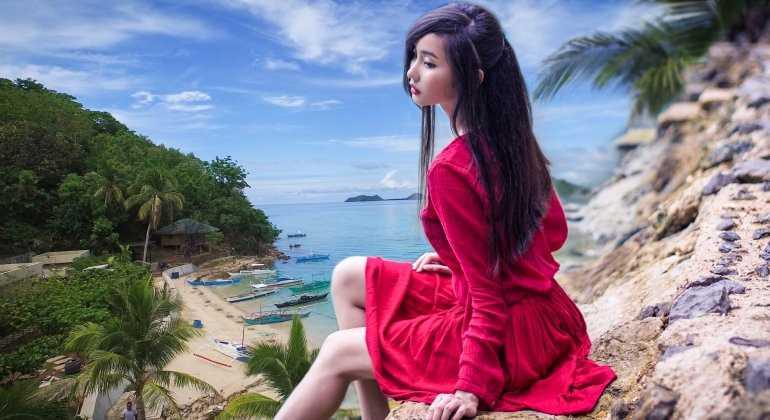 Райский уголок нашей планеты - остров Палаван