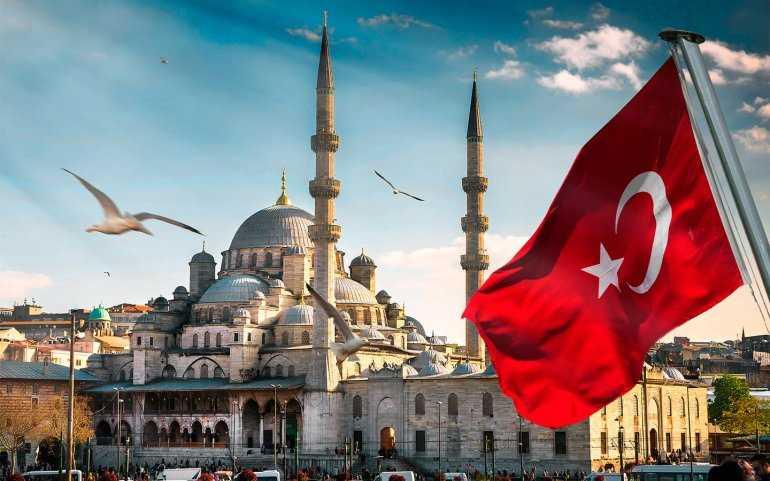 Турция строит мост Да Винчи