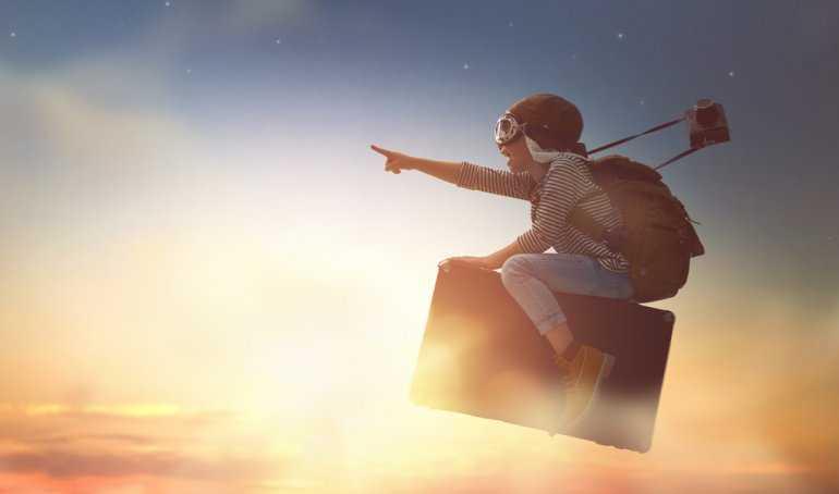 Дети в самолете или что нужно принять во внимание при перелете с 4 летним ребенком