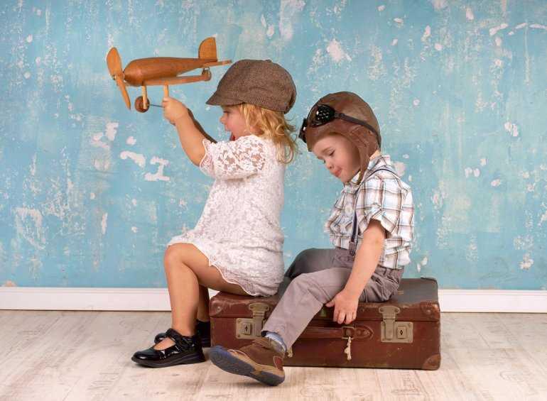 Новорожденные дети в самолете: секреты комфортного перелета с грудничком