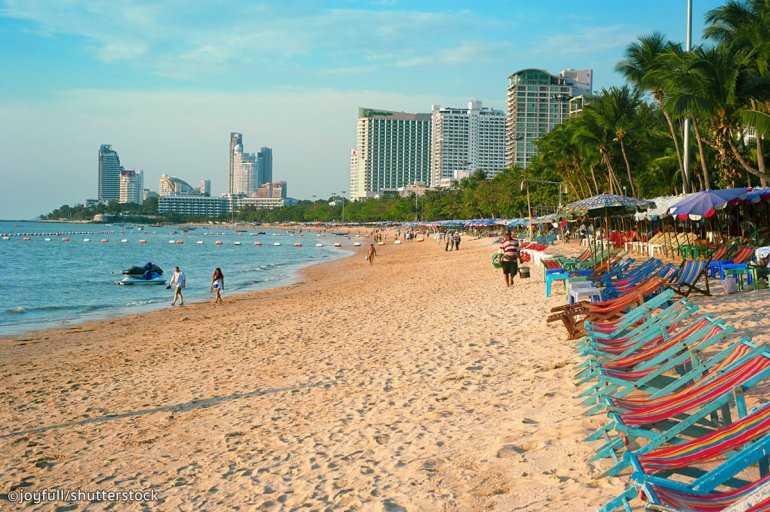 Каждый из этих пляжей Паттайи - достоин пристального внимания туристов!