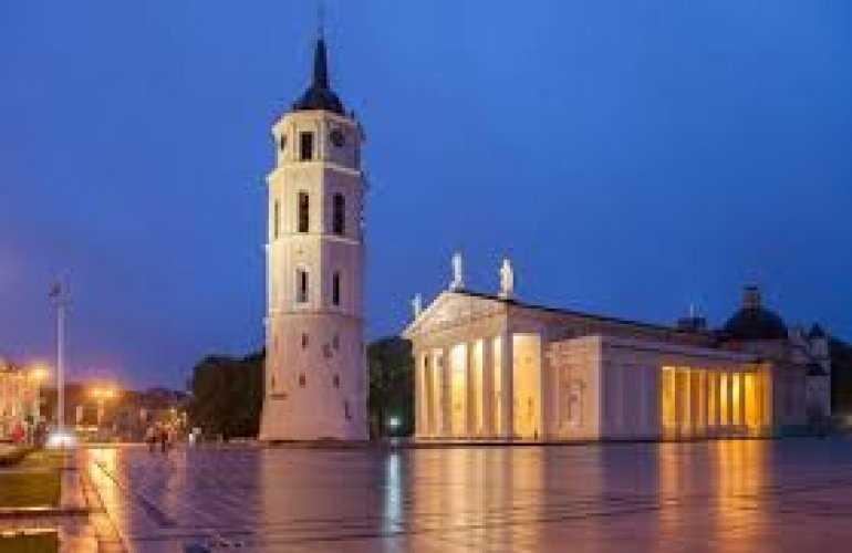 Вы готовы к сказке Вильнюса?
