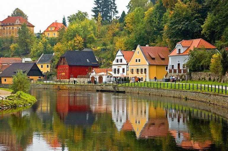 Чем знаменита туристическая Чехия?
