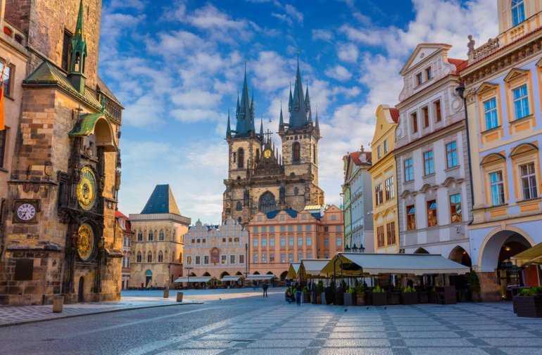 Твоя неделя в Праге
