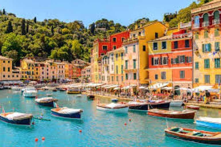 Портофино, Италия - вот такая она, роскошная жизнь