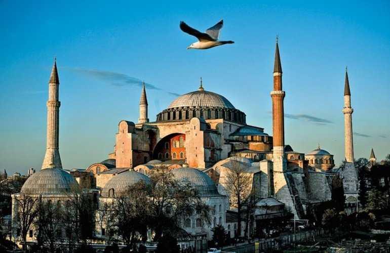 Айя София, или неизвестная история Турции