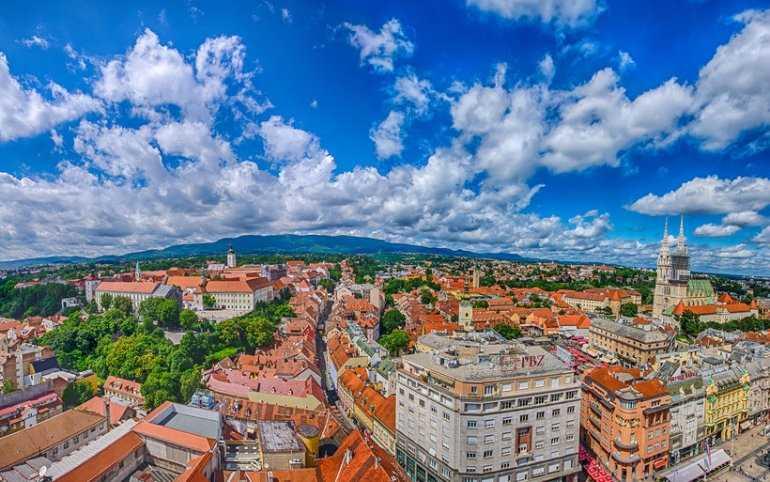 Как Загреб, может вдохновить вас на путешествие