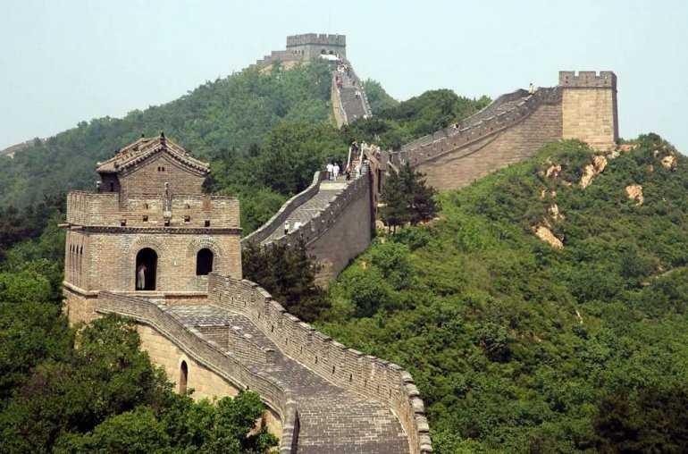 Магия путешествия на Великую Китайскую Стену