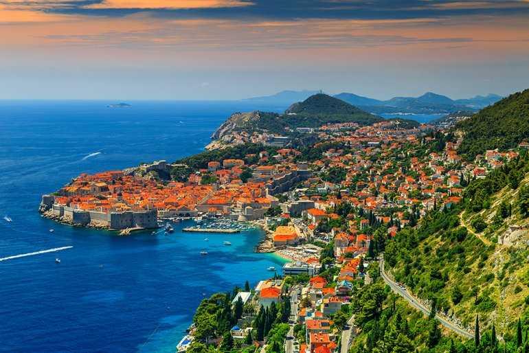 Роскошь берегов Черногории
